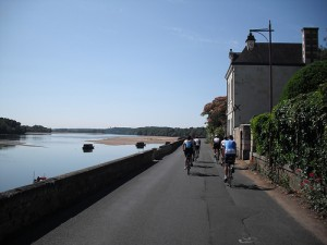 Along the banks of the lazy Loire