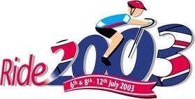 NEW RIDE 2003 Logo
