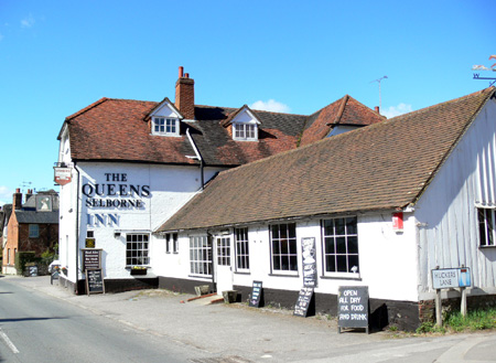 The Queens Inn Selborne