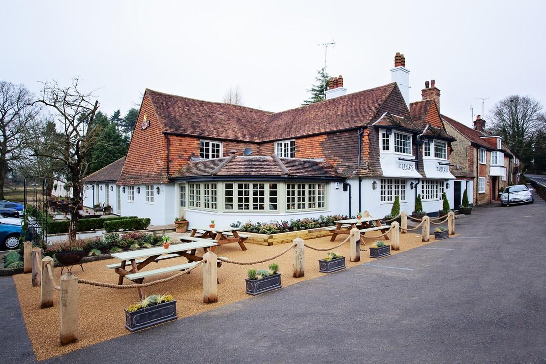The Links Tavern Liphook